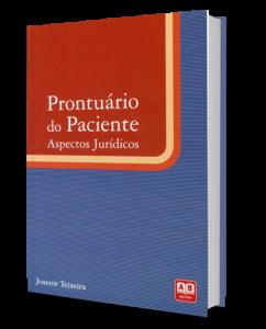 Livro Prontuário do Paciente - Aspectos